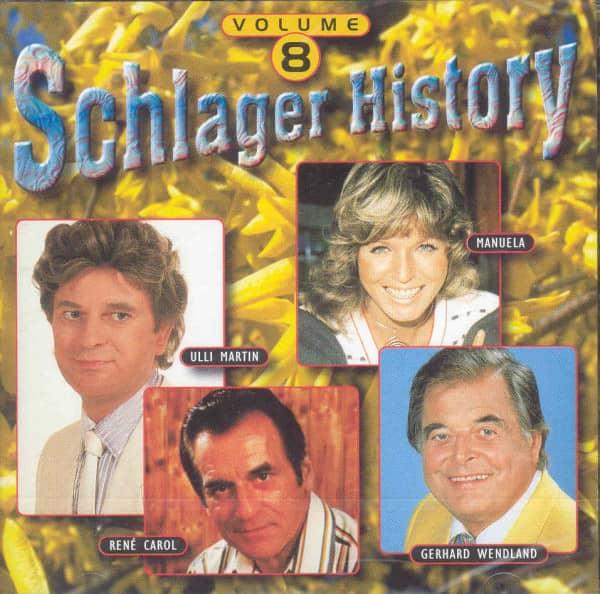 Vol.08, Schlager History