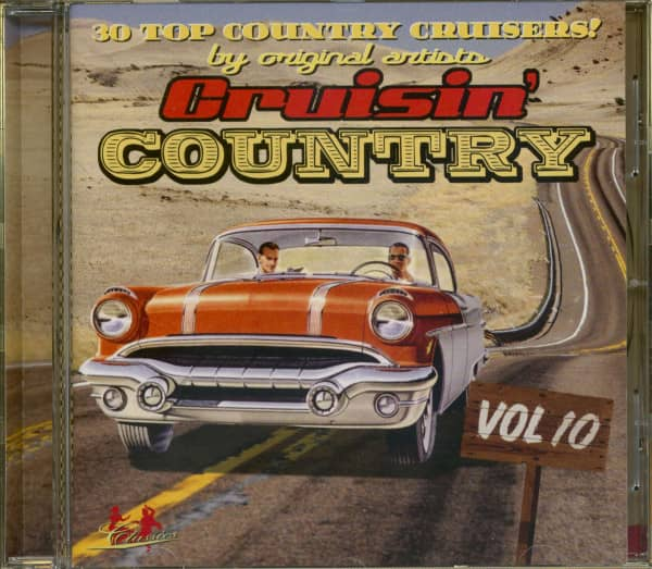 Cruisin' Country Vol.10 (CD)
