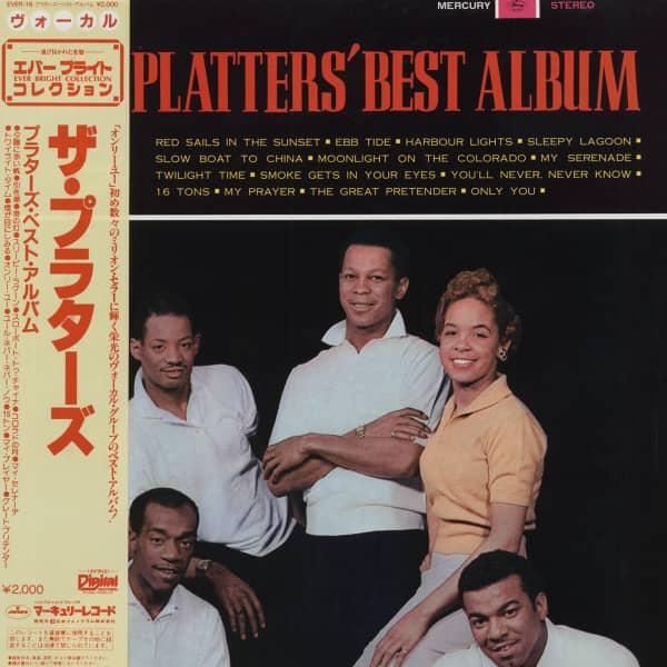 Platter's Best Album (Japan Vinyl-LP)