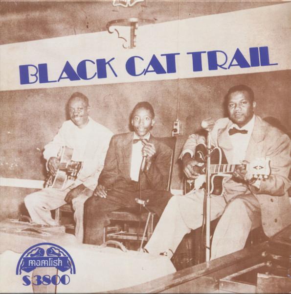 Black Cat Trail (LP)