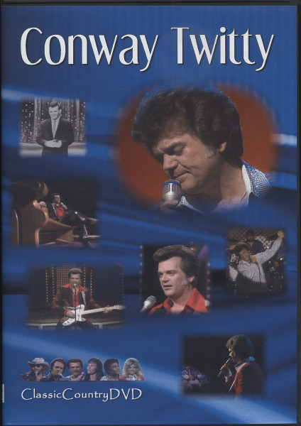 Conway Twitty TV Clips 1958-1982
