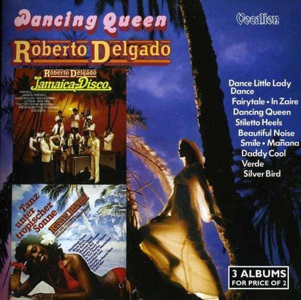 Jamaica-Disco - Tanz Unter Tropischer Sonne - Dancing Queen (2-CD)