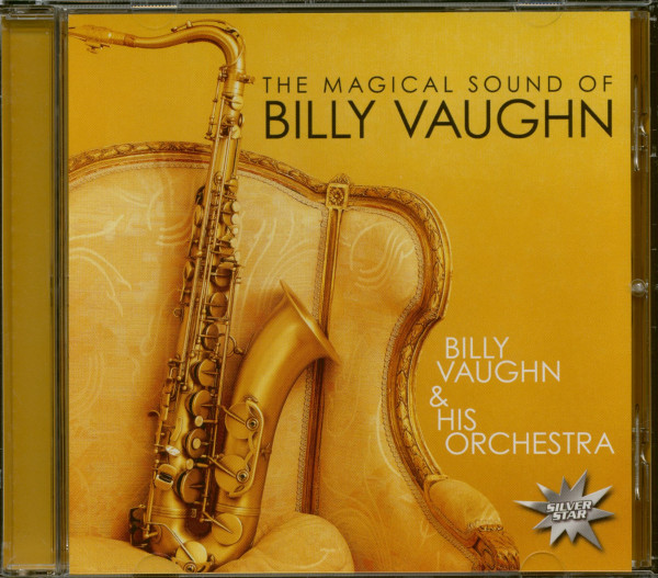 The Magical Sound Of Billy Vaughn (CD)