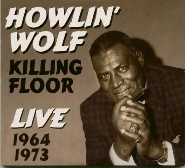 Killing Floor - Live 1964&1973 (2-CD)