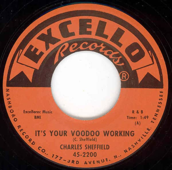 Is Your Voodoo Working - Rock & Roll T... 7inch, 45rpm