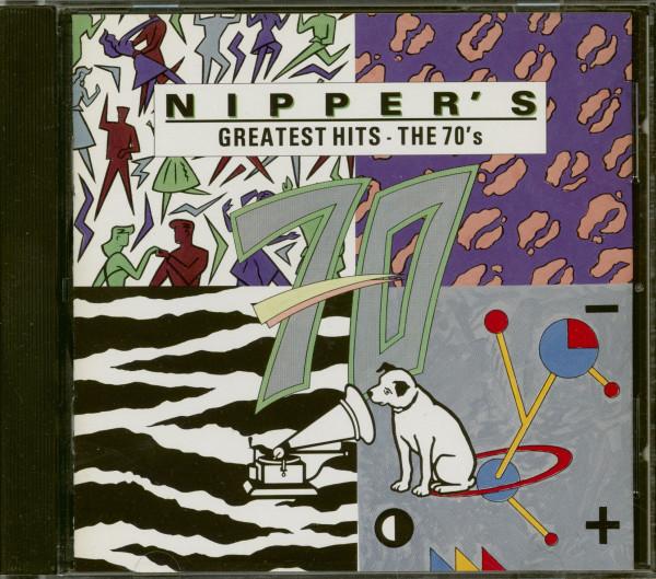 Nipper's Greatest Hits - The 70's (CD)