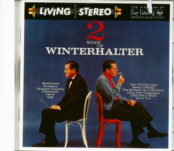 Two Sides Of Winterhalter (CD)