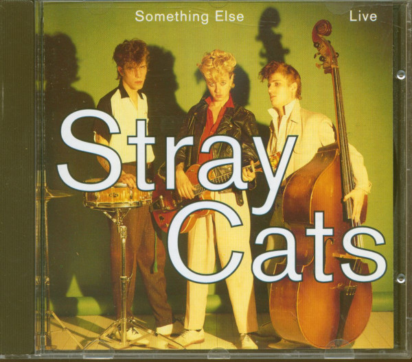 Something Else - Live (CD)