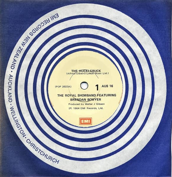 The Hucklebuck - Don't Lose Your...7inch, 45rpm, CS, SC