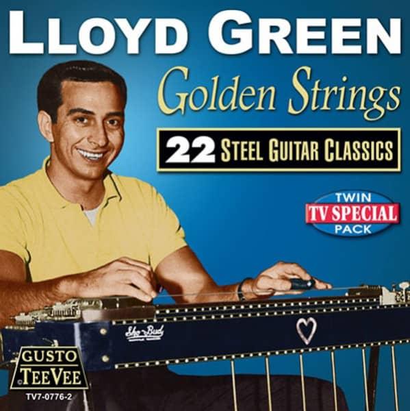 Golden Strings - 22 Steel Guitar Classics