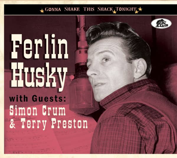 Gonna Shake This Shack Tonight - with Guests: Simon Crum & Terry Preston