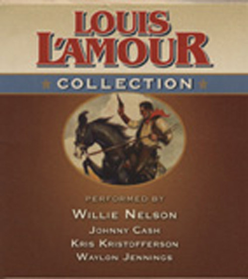 Louis L'Amour Collection (4-CD Wood - Holz-Box)