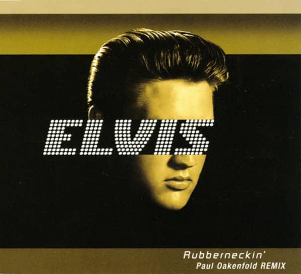 Rubberneckin' - Paul Oakenfold Remix (CD Single - EU Version)
