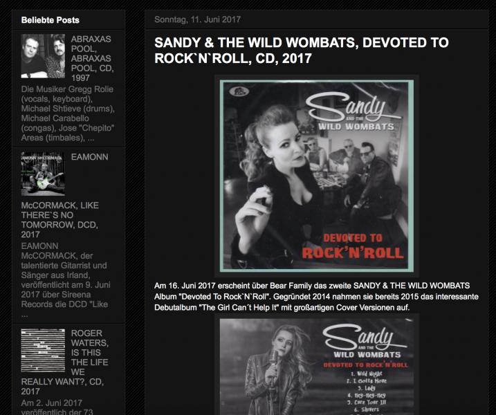 Sandy-The-Wild-Wombats