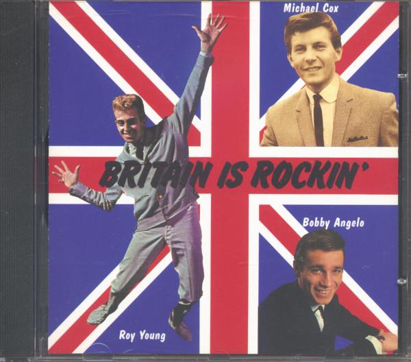 Britain Is Rockin' (CD)