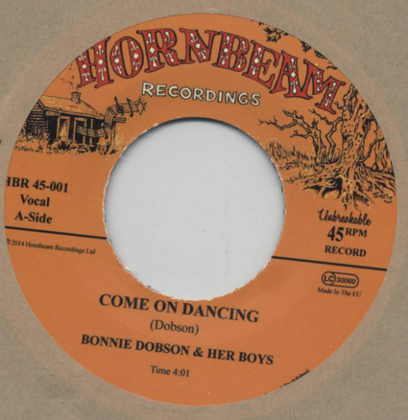 Come On Dancing 7inch, 45rpm