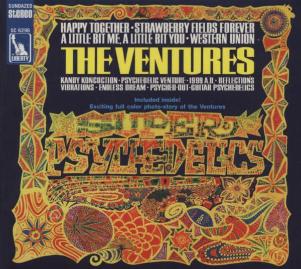 Super Psychedelics (1967)