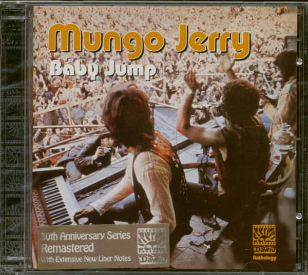 Baby Jump - The Dawn Anthology (2-CD)