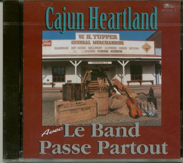 Cajun Heartland (CD)