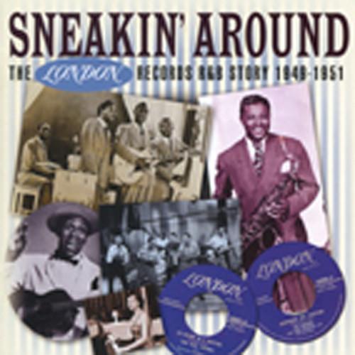 Sneakin' Around - London(US) R&B 1949-51 2-CD