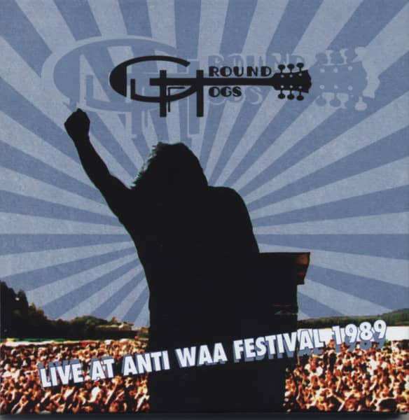Live At Anti WAA Festival 1989