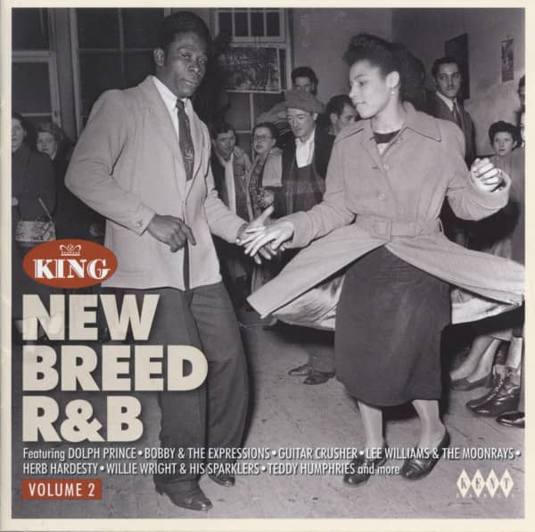 King - New Breed Rhythm & Blues Vol.2