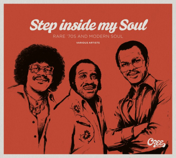 Step Inside My Soul - Rare '70 And Modern Soul (2-LP)