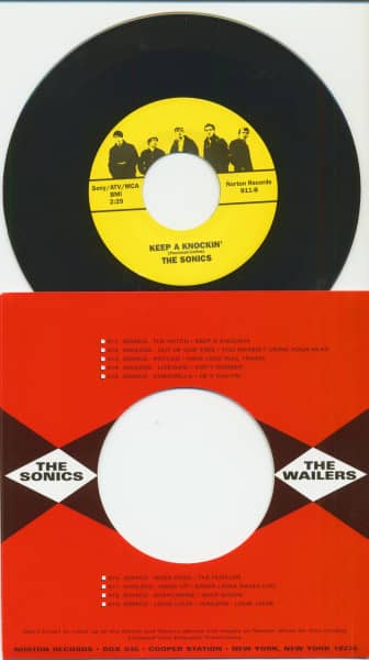 The Witch - Keep-A-Knockin' (7inch, 45rpm)
