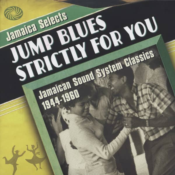 Jamaica Selects Jump Blues Strictly For You (2-LP)