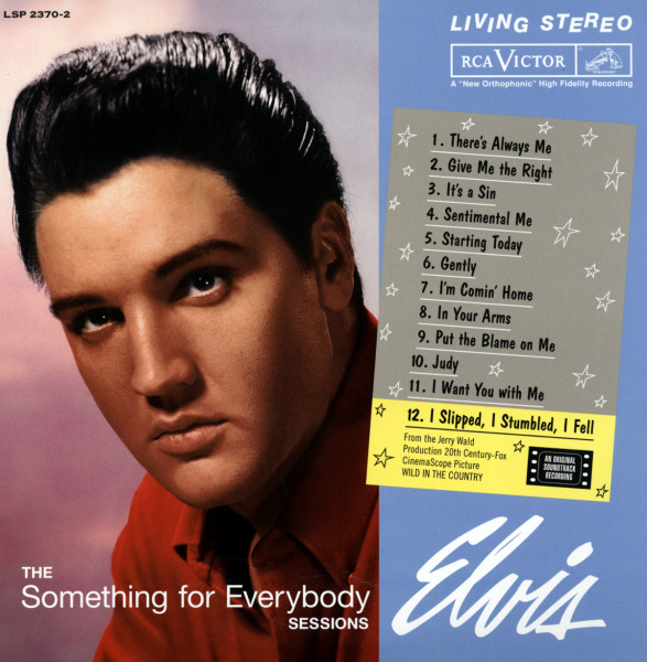 Something For Everybody (2-LP)
