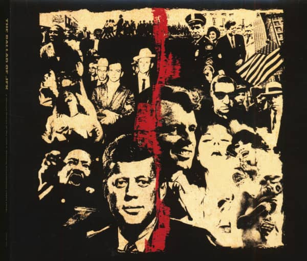 The Ballad Of JFK - A Musical History Of The John F. Kennedy Assassination 1963-1968 (CD)