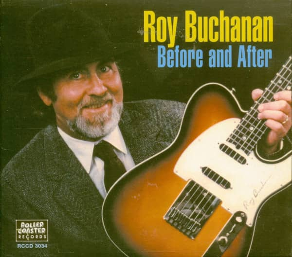 Roy Buchanan - Before And After (CD)