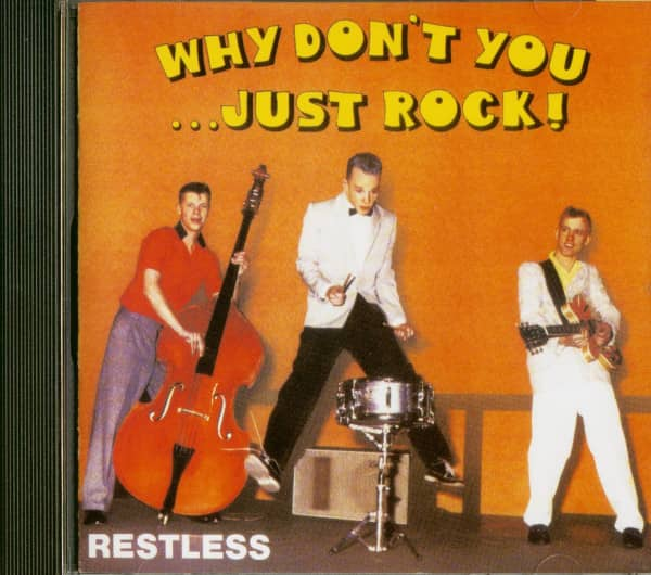 Why Don't You...Just Rock! (Plus)