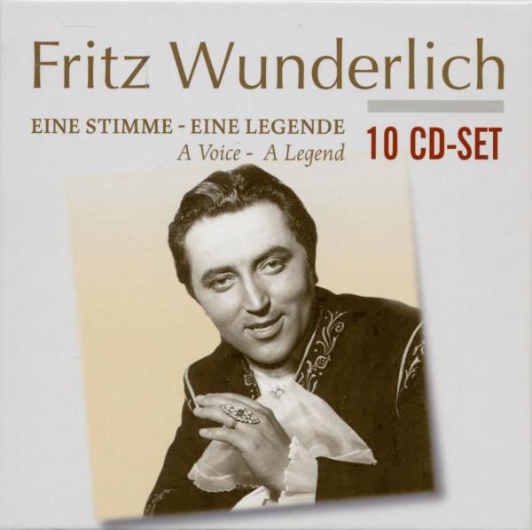 Eine Stimme - Eine Legende (10-CD)