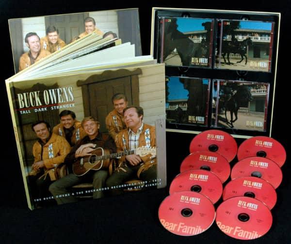 Tall Dark Stranger (8-CD Deluxe Box Set)