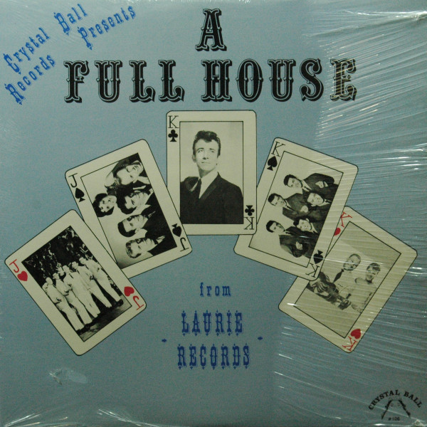 A Full House From Laurie Records (Vinyl-LP)
