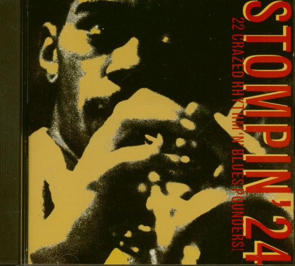 Stompin' Vol.24 (CD)
