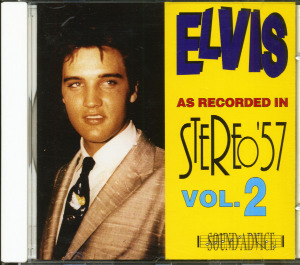 As Recorded In Stereo '57 Vol.2 (CD)