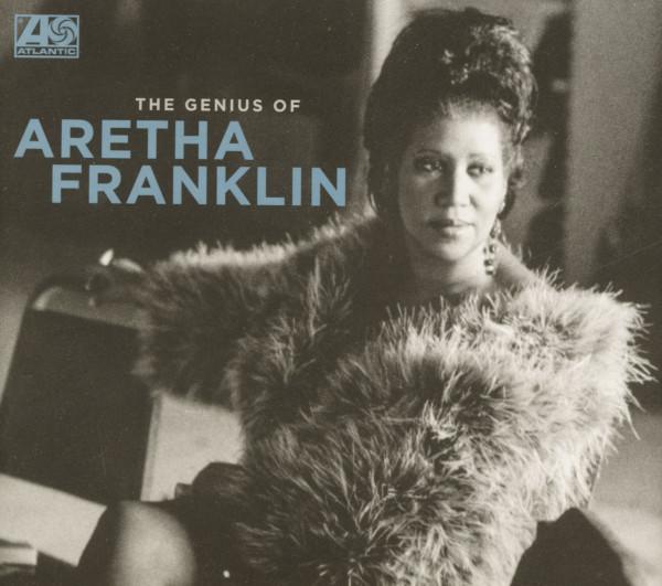 The Genius Of Aretha Franklin (CD)