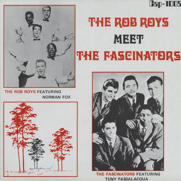 Rob Roys Meet Fascinators