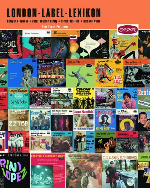 London Label-Lexikon - London Records in Deutschland 1954-1974
