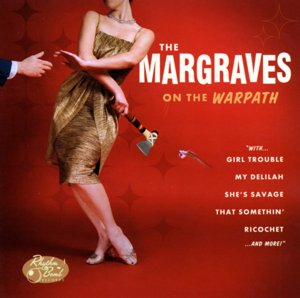 On The Warpath (CD)