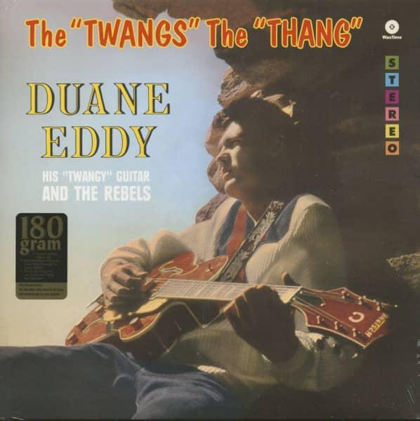 The 'Twangs' The 'Thang' (LP, 180g Vinyl)