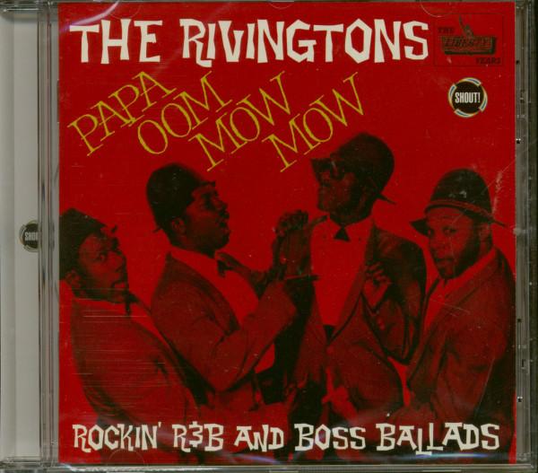Papa Ooom Mow Mow - Rockin' R&B And Boss Ballads (CD)