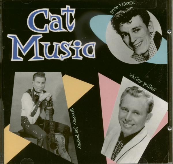 Cat Music (CD)