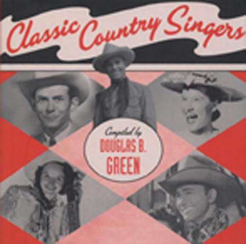 Classic Country Singers - Douglas B. Green