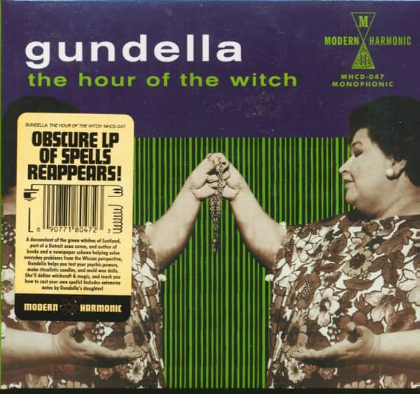 The Hour Of The Witch (CD)