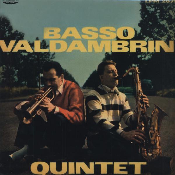 Basso Valdambrini Quintet (Vinyl LP)