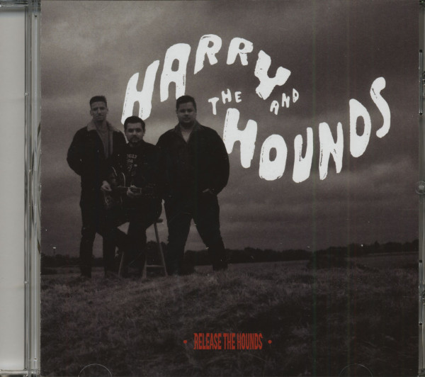 Release The Hounds (CD)