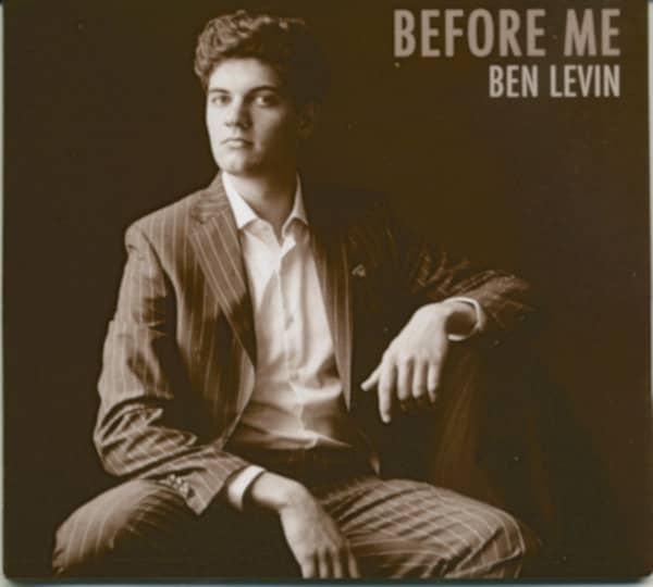 Before Me (CD)